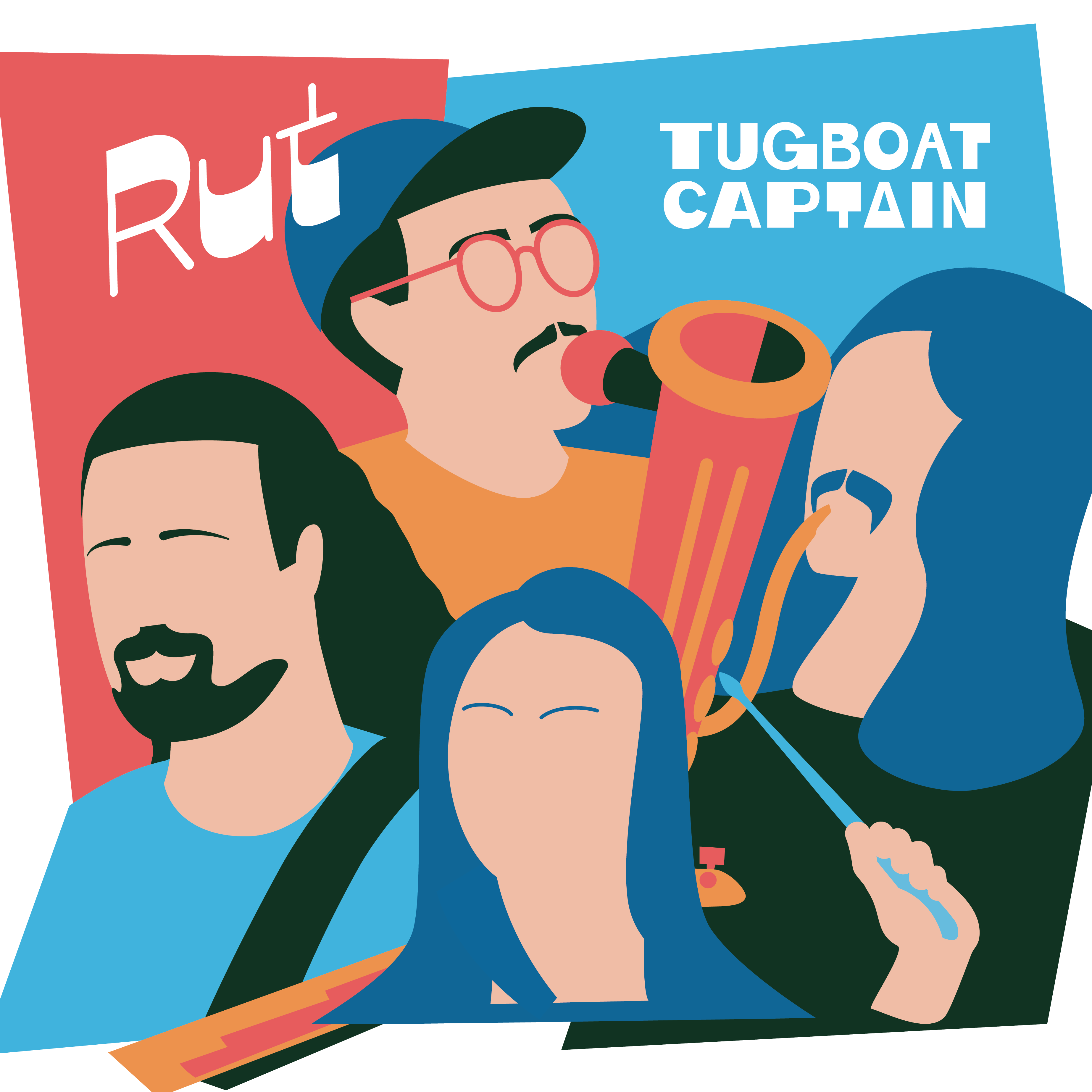 Tugboat Rut Cover High Res_Front